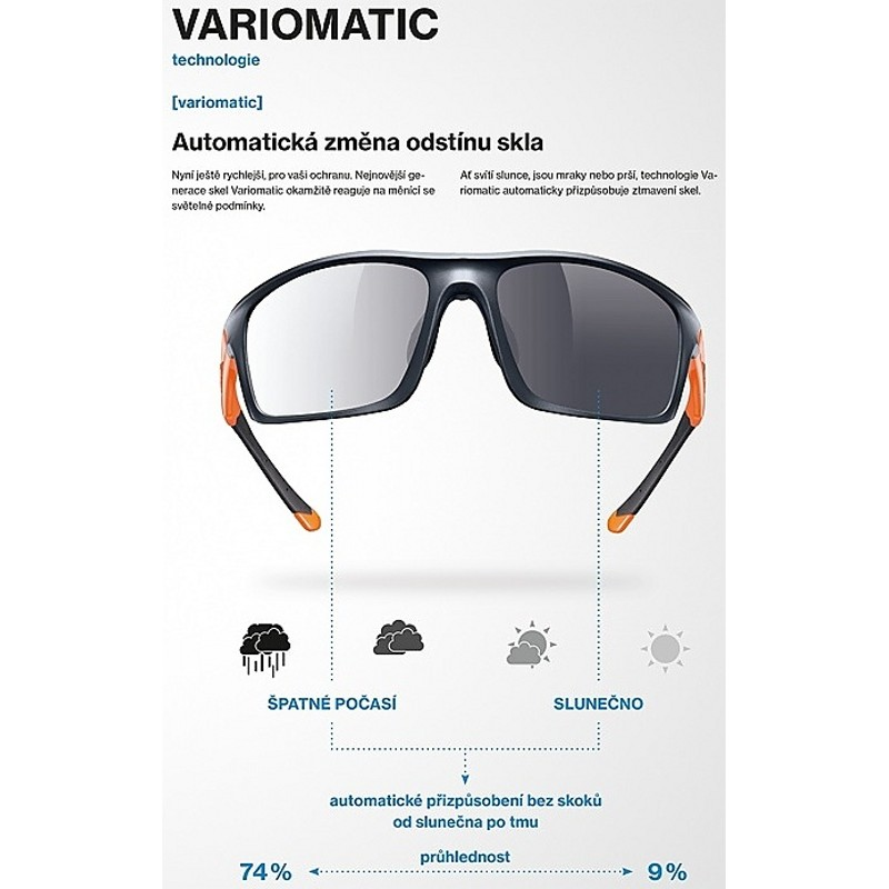 Brýle UVEX SPORTSTYLE 803 RACE VM White (Obr. 0) ... 47de66ee737
