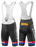 Kalhoty GIANT ALPECIN REPLICA BIB SHORT White/black