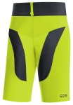 Kalhoty GORE C5 TRAIL LIGHT shorts Citrus green/black