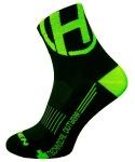 cdff1fd0111 Ponožky Haven LITE Silver NEO Black green